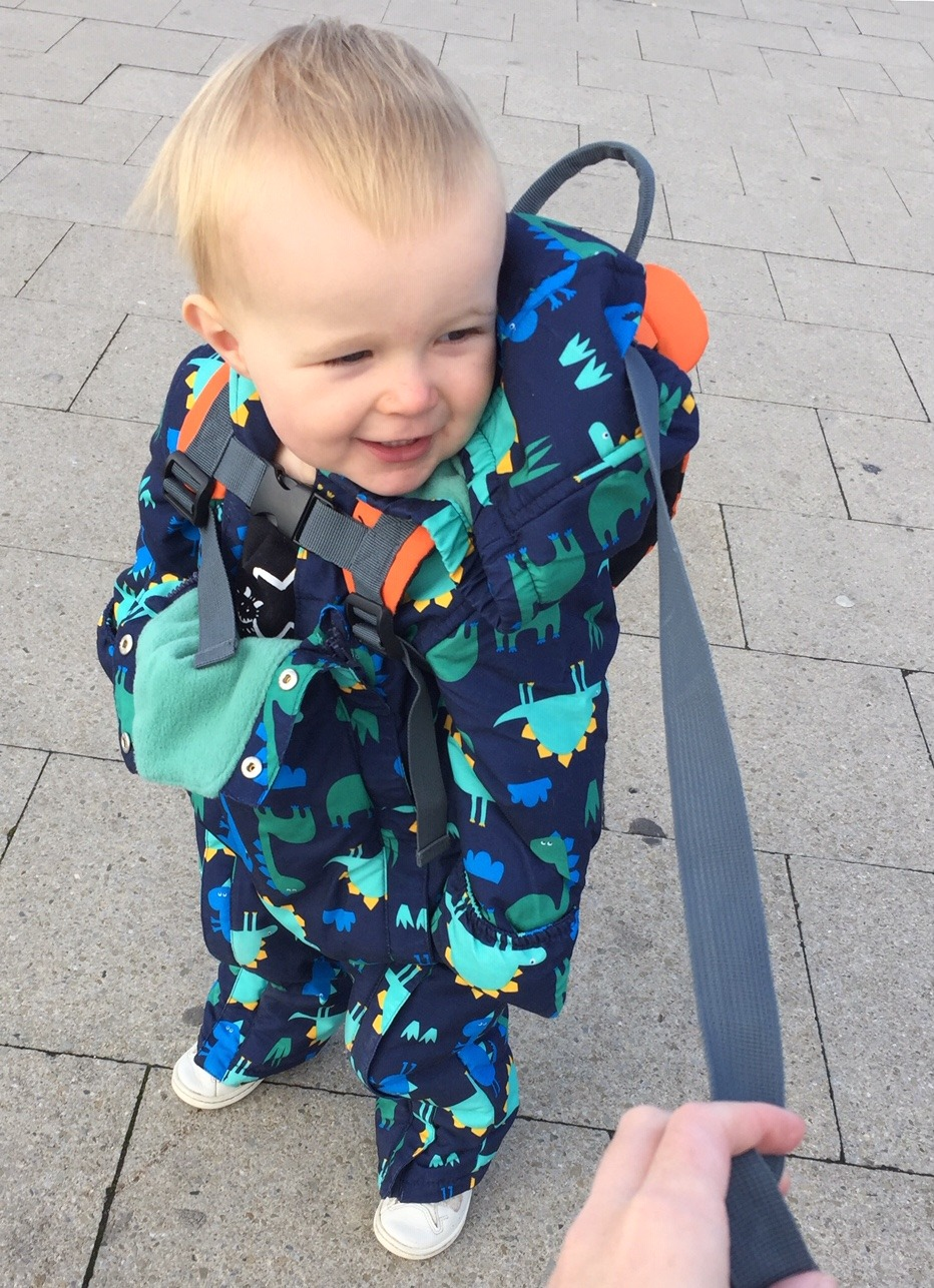 17 month old boy snowsuit