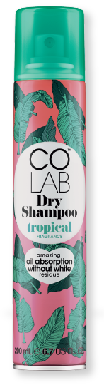 can of colab dry shampoo